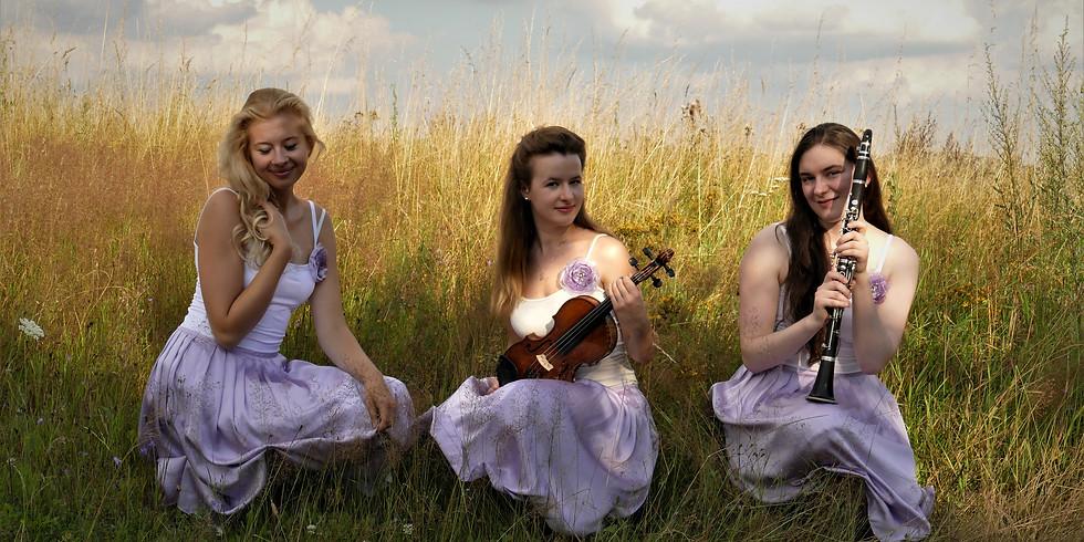 Recital Mucha trio
