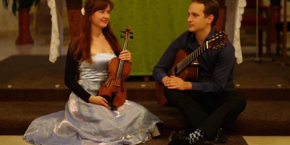 Recital Duo Affettico (violin and guitar)