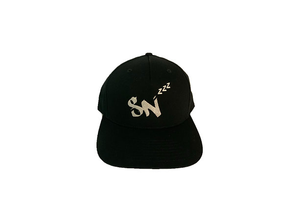 Original Hat (Black/White/White)