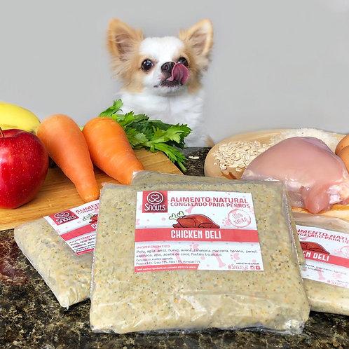 Comida Congelada Chicken Deli