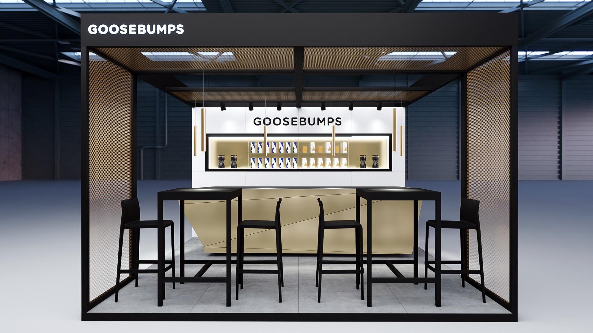 GOOSEBUMPS 4x4