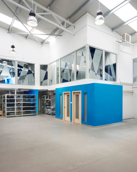 pc arena interior office retail service