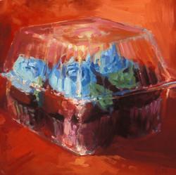 Cupcakes in Plastic