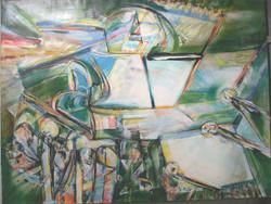 1985 alladins room(Homage to Matta) 85