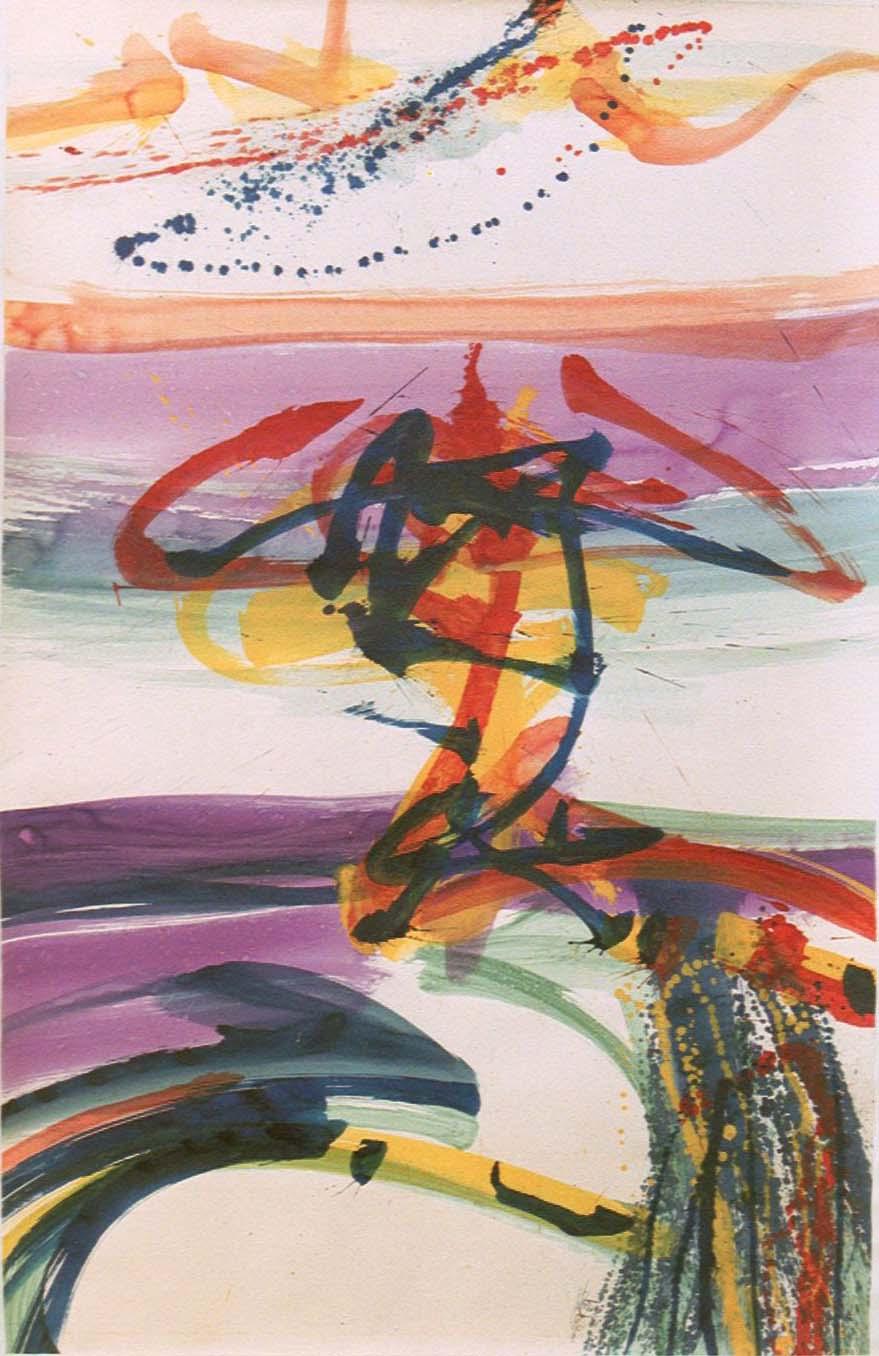 1965 portrait calligraphy-145x95