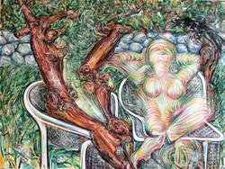 1984 the garden of EdeNeed 140x185