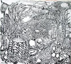 2000 reefscape (Taipi) 80x90