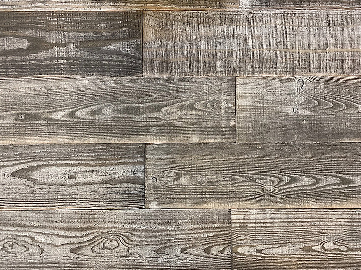 BarnWood Wall Planks (10 SF in a Box)