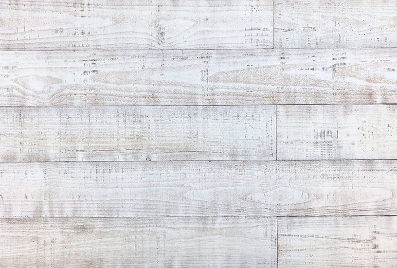 "White Wood Wall Planks 5""x48"" (10 SF in a Box)"