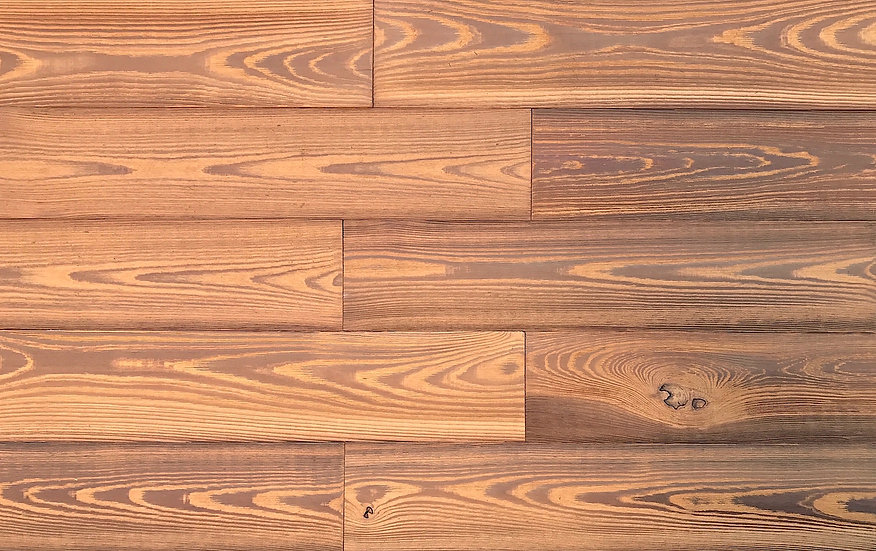 GrainWood Softwood Wall Planks (10 SF in a Box)