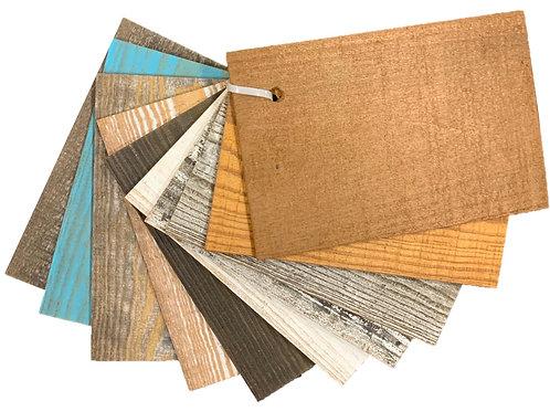 Wall Planks Sample Kit
