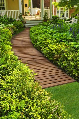 Roll Floor mat pathway for gardens