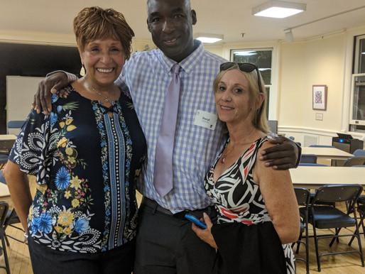 Leadership Greater hartford, 3rd Age Initiative Community Dinner (8/21/2018)