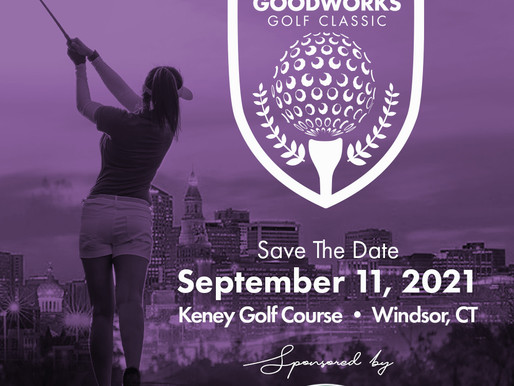 Save the Date: GoodWorks Annual Golf Fundraiser!