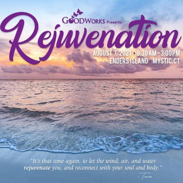 Save the Date for Rejuvenation!