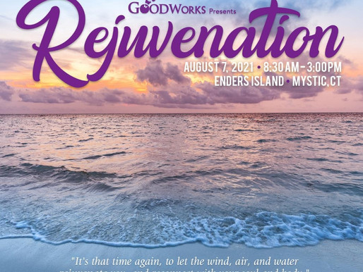 Save the Date for Rejuvenation!