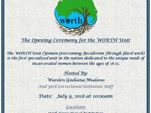 GOODWorks Invited To WORTH Ceremony