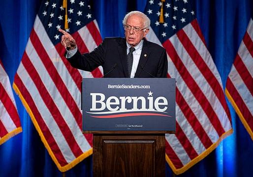 Bernie Sanders unveils criminal justice reform plan aiming to curb prison population