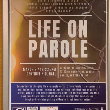 """GOODWorks attends """"Life On Parole"""" workshop"""