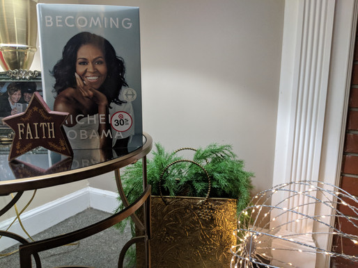 Reflecting On Michelle Obamas' Book