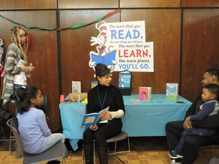 Recap: Read Across America Day 2019