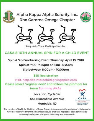 *UPDATE* April 2018 Events & Programs