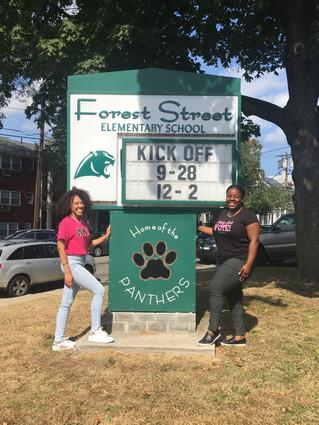 Forest Street School's Block Party