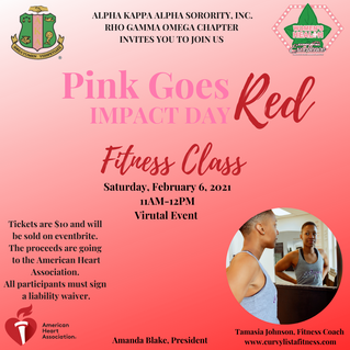 Virtual Pink Goes Red!