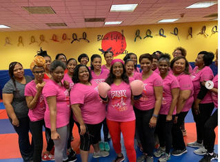 RECAP: 6th Annual Pink Goes Red Kickboxing Event