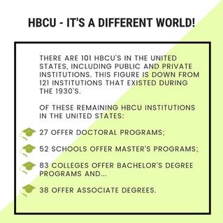 2020 HBCU Campaign!