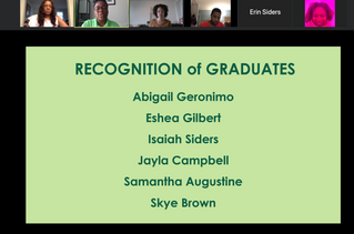 RECAP: #CAP Graduation