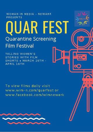 QUAR-FEST: Quarantine Screening Film Festival