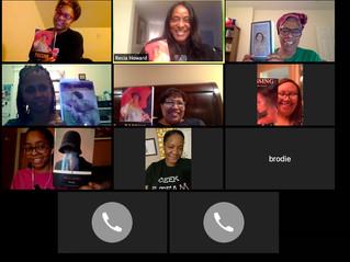 RECAP: Virtual Book Club Discussion