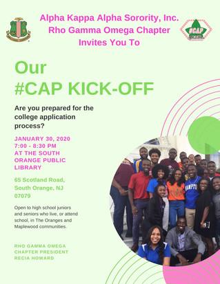 #CAP Kick-Off 2020