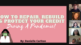 RECAP: Credit Repair Workshop