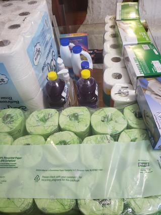 RECAP: RGO Donates to Residents of Isaiah House