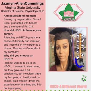 HBCU Spotlight: Jazmyn Allen-Cummings