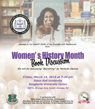 """Book Discussion: """"Becoming"""" by Michelle Obama"""