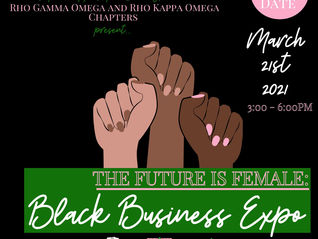 The Future is Female: Black Business Expo