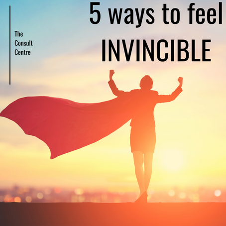 The Invincible Mindset - 5 keys to being resilient