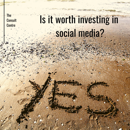 Why should your business invest in social media?