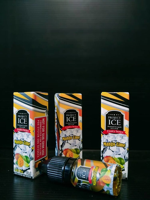 Project Ice Mango Lime