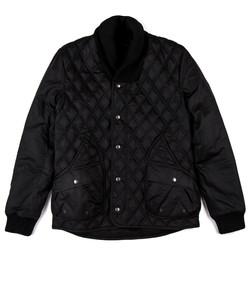 Kingsford Smith Jacket in Black