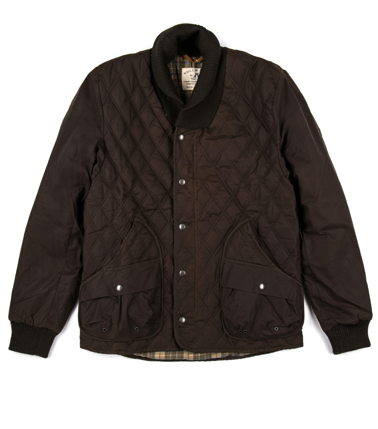 Kingsford Smith Jacket Brown