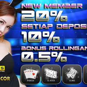 Bonus Game IDNPOKER KOI365