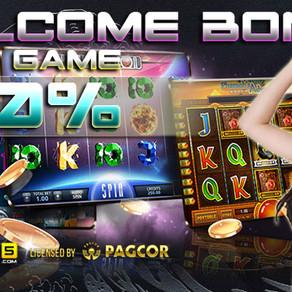 Welcome Bonus Slot Games 150% KOI365