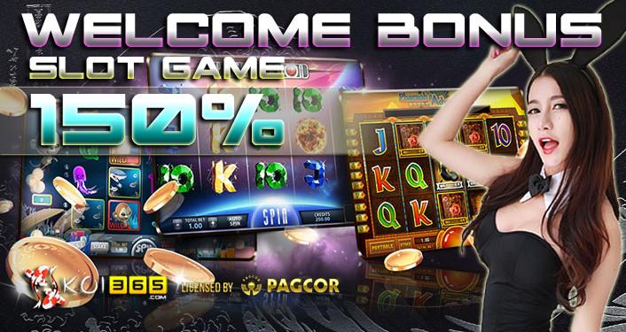 Casino Game, Slot Game, Promo Bonus KOI365