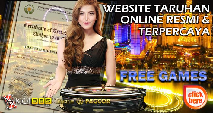 Situs Agen Judi Bola Online KOI365 Server QQ Dewa IDN Poker Terpercaya