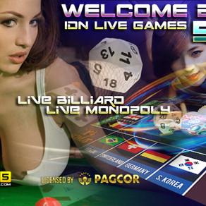 Welcome Bonus IDNLIVE Games 50% KOI365