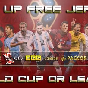 Daftar dan Dapatkan Jersey Tim Favorit anda di KOI365